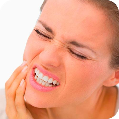 Síndrome del diente fisurado