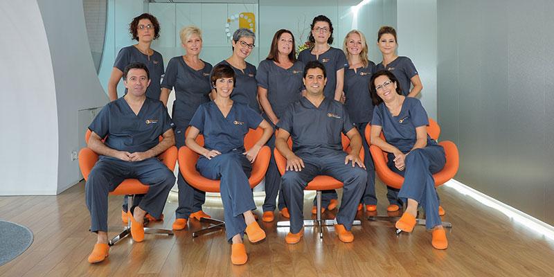 Personal de la Clínica Dental en Murcia