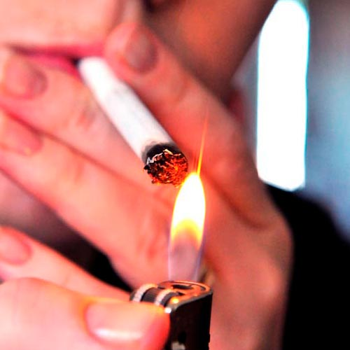 Tabaco y salud bucodental