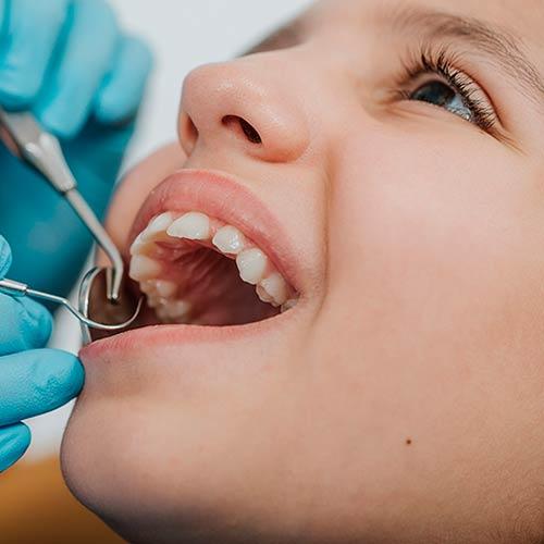 Programa PADI de Odontopediatría