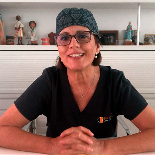Vídeo de la Dra. Campoy hablando sobre el COVID-19
